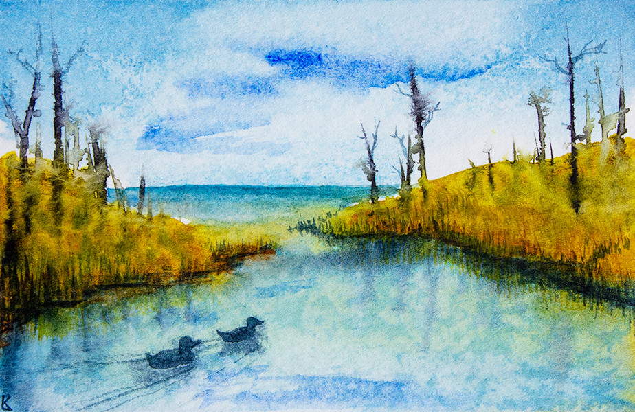 Watercolor Practice 11
