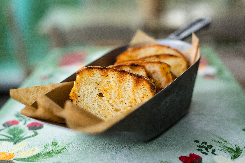 Ψητό ψωμάκι