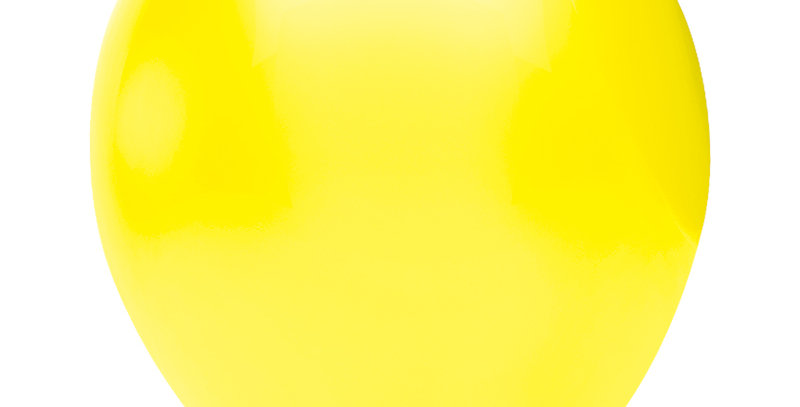 Pastel Sarı Balon 15 Adet