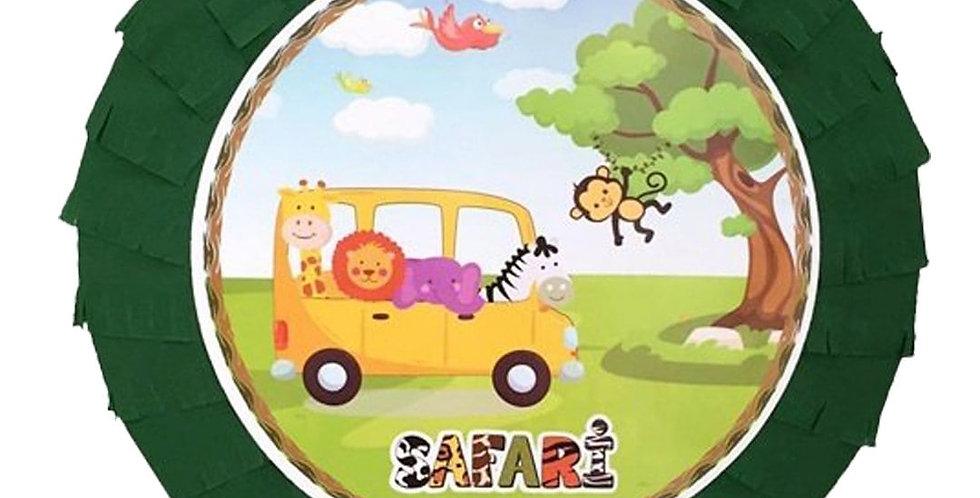 Safari Pinyata (45 cm ve Sopası Hediye)