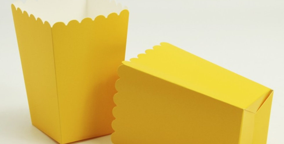 Sarı Mısır Kutusu (10 Adet)
