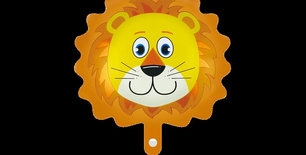 Safari Temalı Folyo Balon Aslan