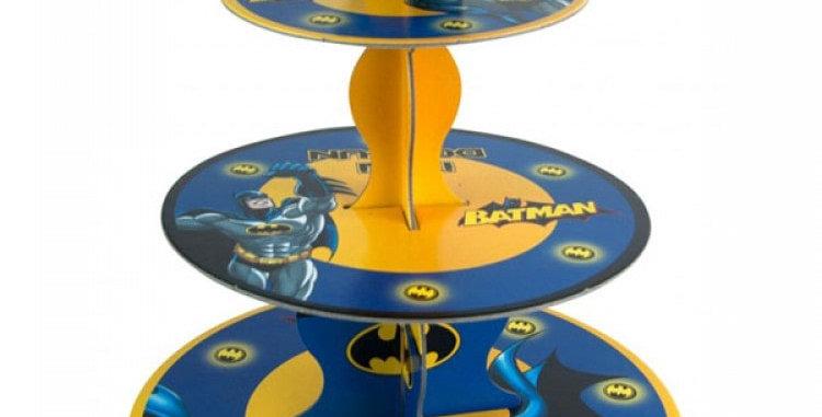 Batman Kek Standı 3 Katlı