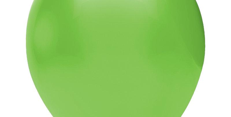 Pastel Yeşil Balon 100 Adet