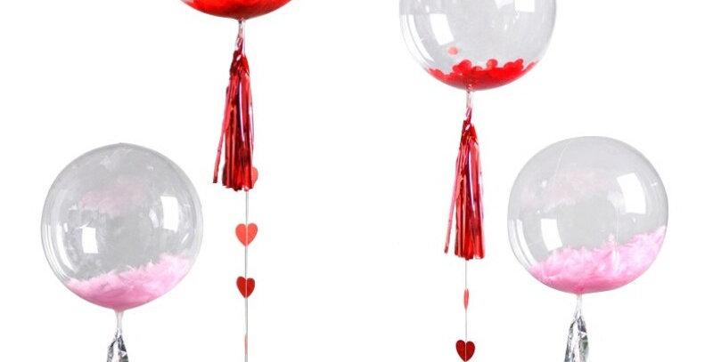 Şeffaf Balon A Kalite 60 cm