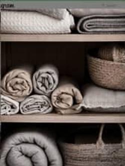 Tissus serviette de bain paris France