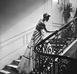 Maywald pour Dior Escalier Paris France