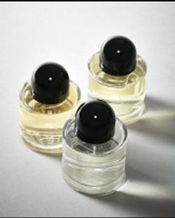 Flacon parfum Paris France