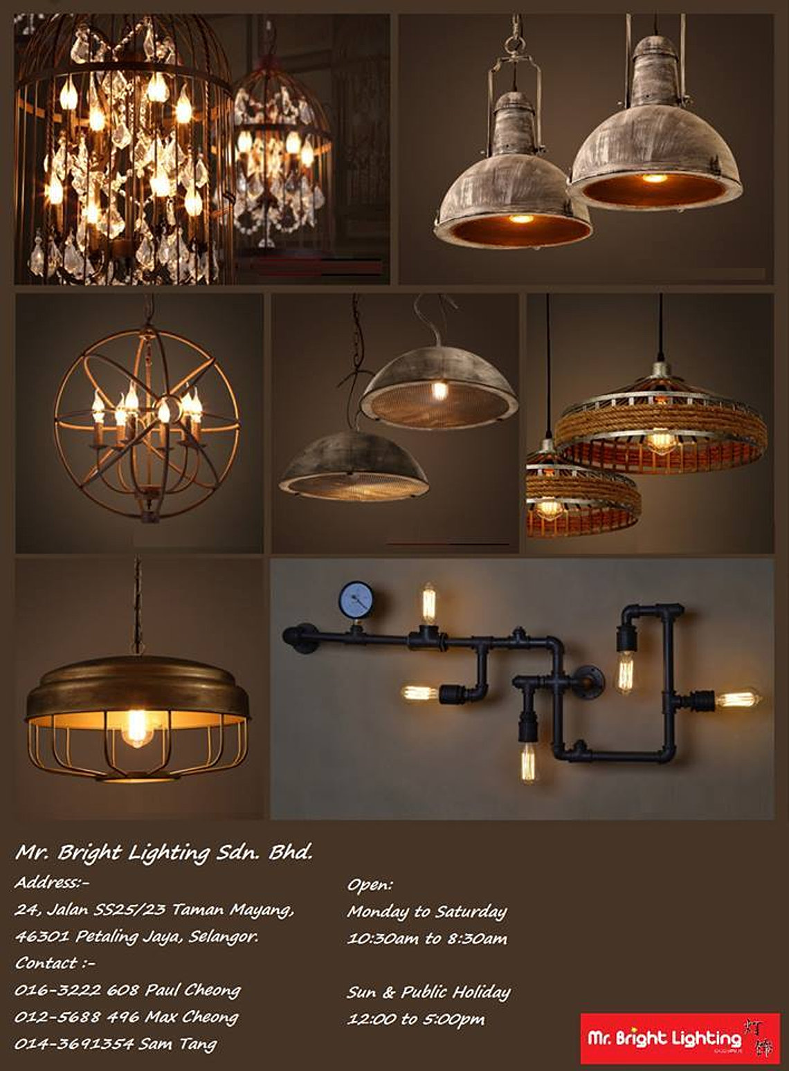 Led Downlight Kuala Lumpur Mr Bright Concept Lighting Sdn Bhd
