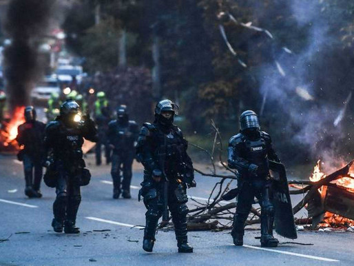 Gobierno Nacional y Fuerza Pública avanzan en desbloqueos