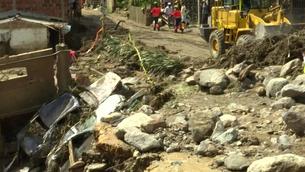 Familias afectadas por emergencia en Vereda Potrerito, ya están recibiendo el subsidio de arriendo.