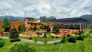 La Alcaldía de Bello y Edunorte le apuestan al mejoramiento de escenarios recreativos