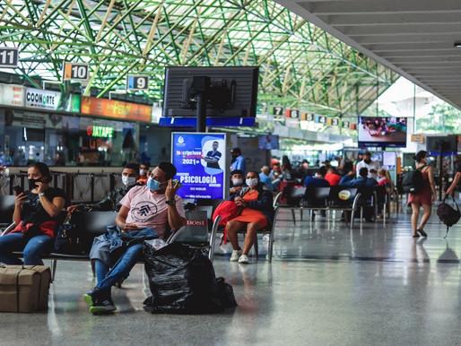Terminales Medellín espera movilizar más de 2 millones de usuarios durante temporada de vacaciones