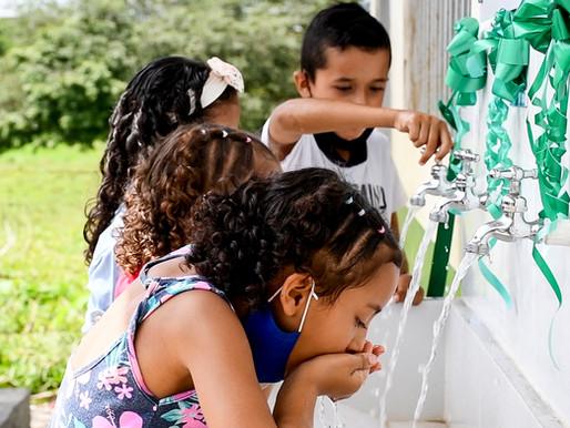 EPM inició entrega de plantas Potabilización de agua en instituciones educativas Norte y Bajo Cauca