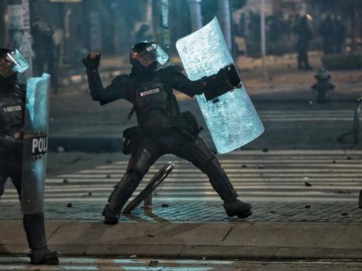 Amnistía Internacional pide a Estados Unidos que deje de proveer armas a fuerza pública colombiana