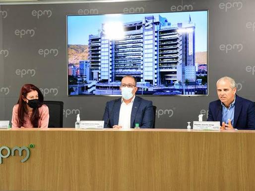 Enajenación de acciones de EPM en UNE e Inversiones Telco