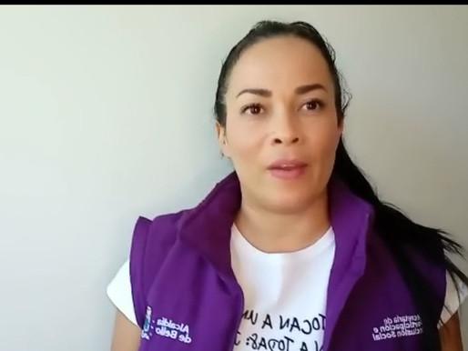 Bello Rechaza el Feminicidio de ANA MARÍA ARBELÁEZ OCHOA