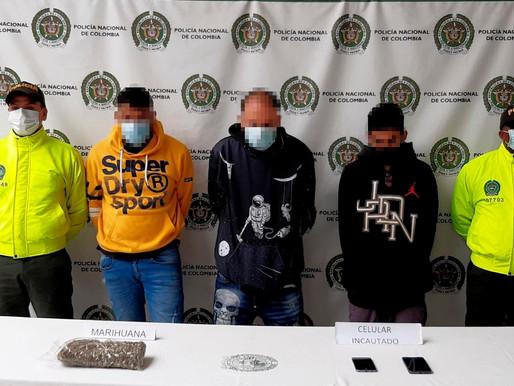 """Capturados 11 integrantes de la cúpula del GDO """"Pachelly"""""""