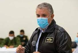 Presidente Duque lideró consejo de seguridad en Cali durante la madrugada