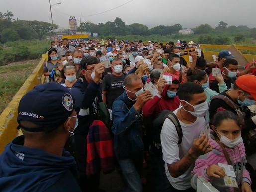 Colombia abrirá la frontera con Venezuela este 2 de junio