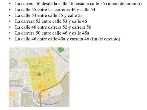 Secretaría de Movilidad de Bello modifica horario de cargue y descargue en el centro de la Ciudad