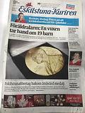Eskilstuna-Kuriren Eskilstunaföretag bakom åtråvärd medalj