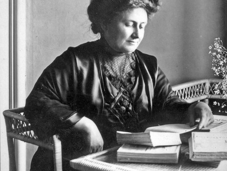 Respeita nossa história: Maria Montessori