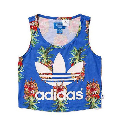ffd41566cf4 Shop Adidas Farm Firebird Borboflor Pineapple and receive worldwide FREE  delivery.