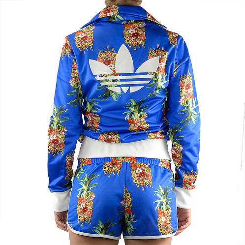0a89a422f87 Adidas Pineapple Jacket Farm Frutaflor F78106 and receive worldwide FREE  delivery.
