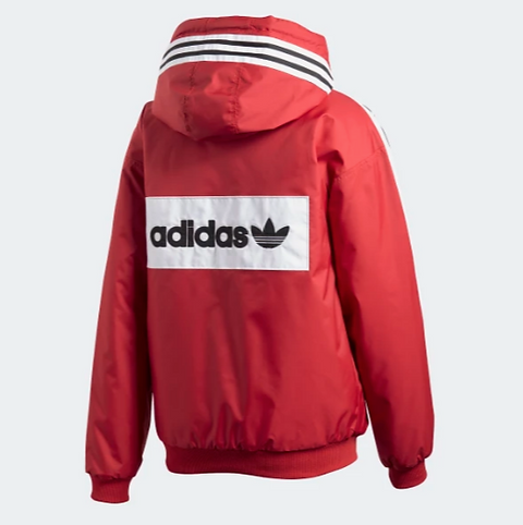 Sst Red Adidas Stadion Winter Dh4570 Jacket Coat Hoody 0wX8OPnNk