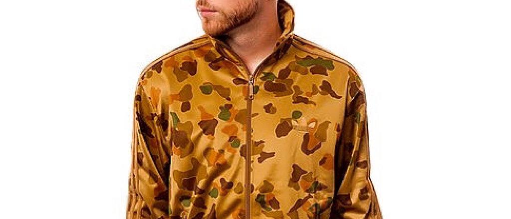 Camo JacketAbhaywear Militar Militar Adidas Adidas Firebird