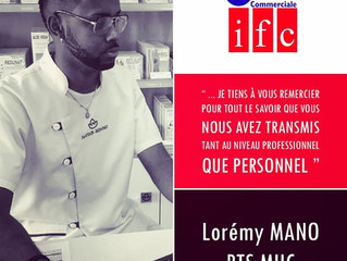Lorémy MANO - BTS MUC Promo 22