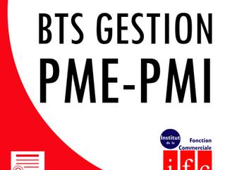 BTS  Gestion de PME