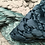 Thumbnail: Grey, Teal and Blue Velvet Bubbles