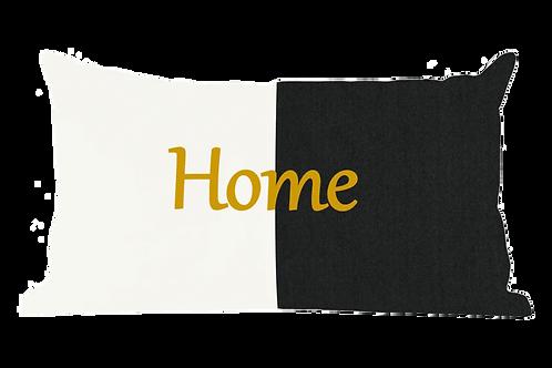 Home Phrase Pillow