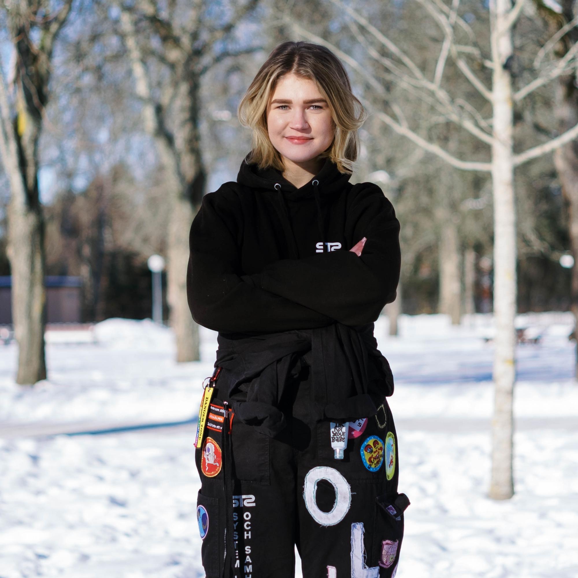 Merchansvarig: Olivia Stålnacke