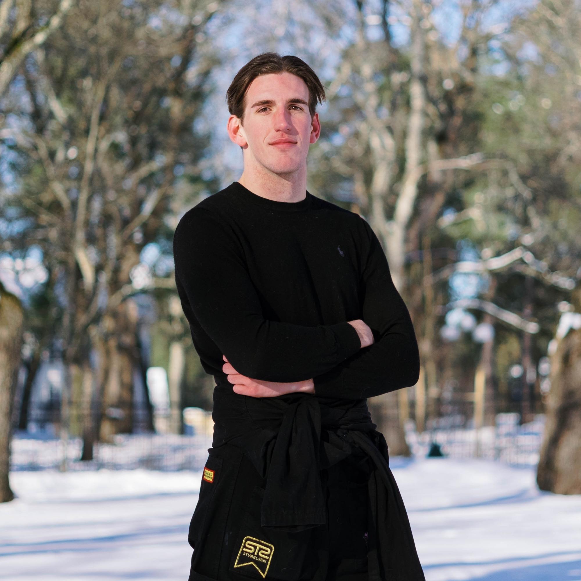 Kassör & Vice ordförande: Alexander Andersson