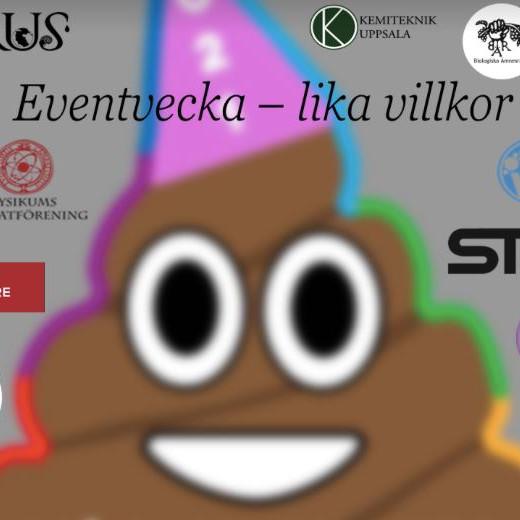 Eventveckan- Må Mindre Skit