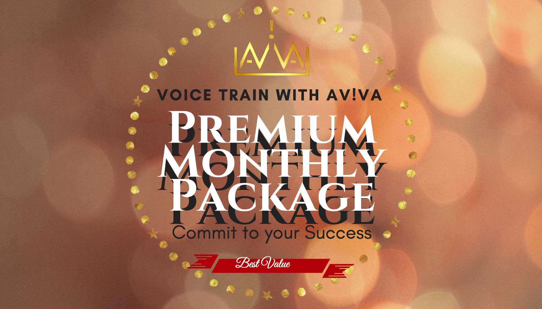 Premium Monthly Package