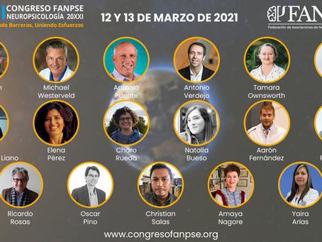 XIII Congreso Nacional Neuropsicología - FANPSE