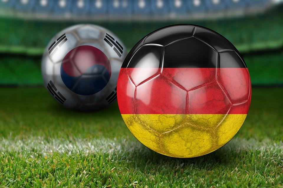 2018 러시아 월드컵 한국 : 독일 / 2:0 승리