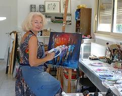 Patricia Ritschard - dans l'atelier.jpg