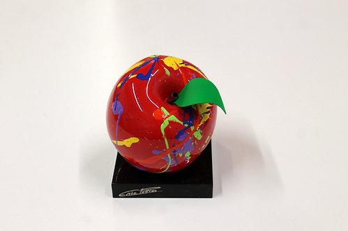 Pomme multi couleurs