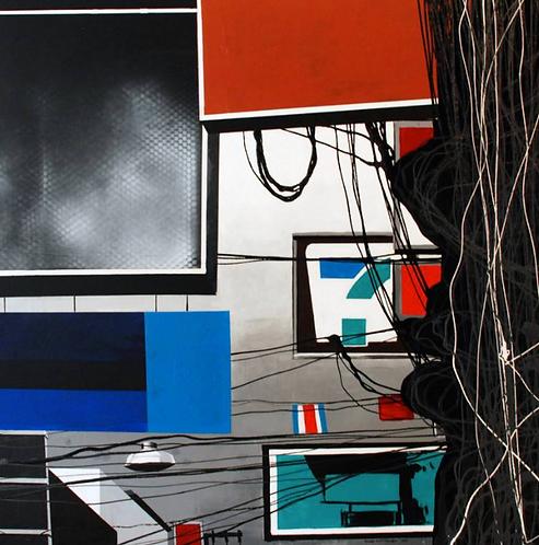 7 Painting by Wasan Suttikasem