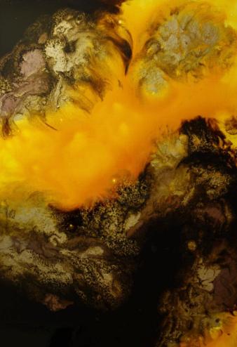 Zdenka PALKOVIC Illumination 92x65 cm ~ Peinture ~ Toile