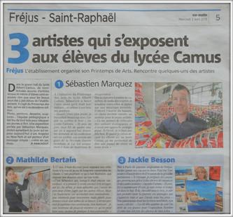 Lycée Camus