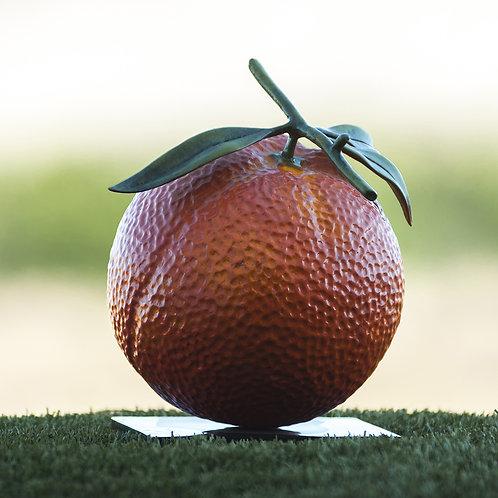 Petite orange 22x20x27 cm.