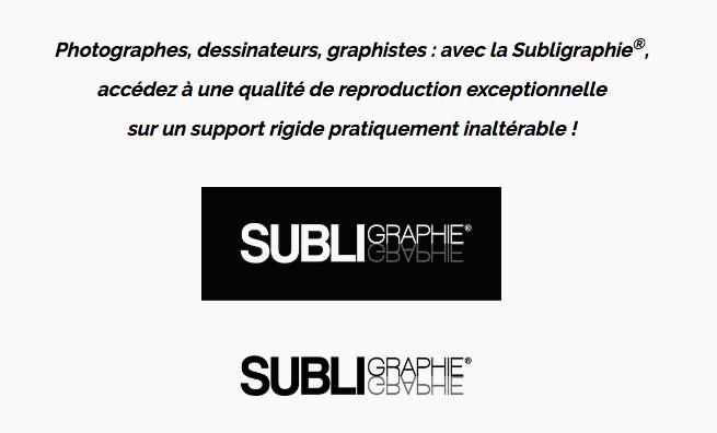 Subligraphies