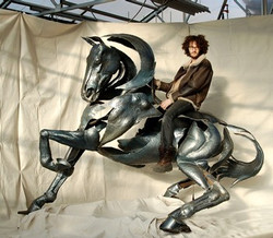 Grand Cheval - Adrian Landon