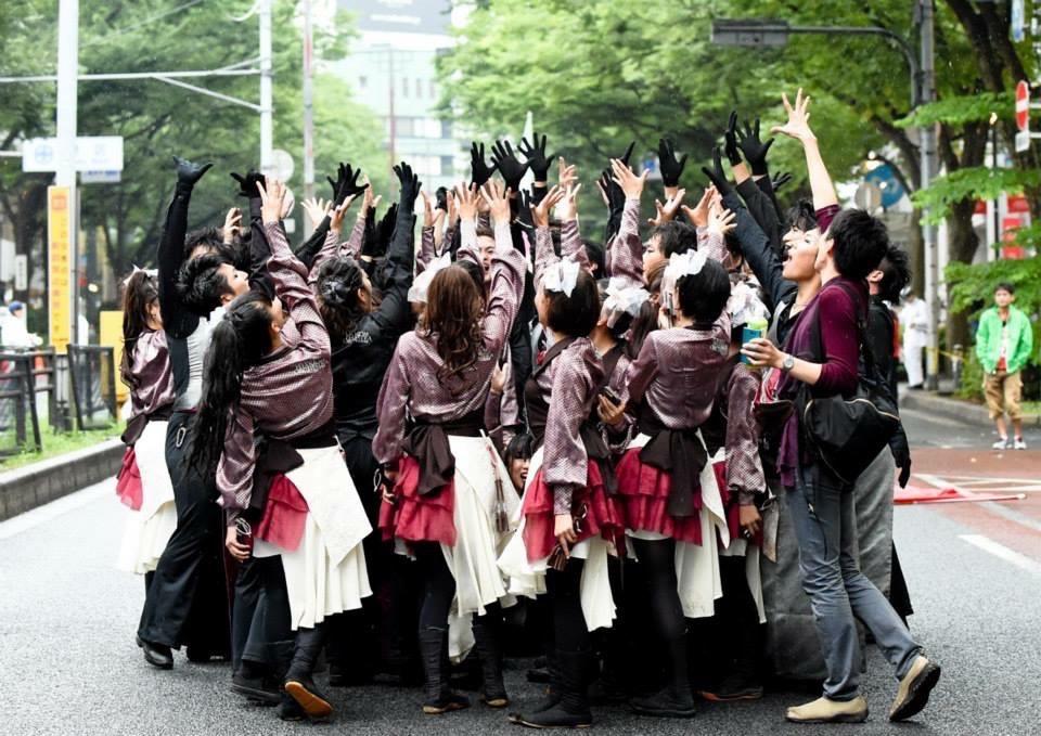 朝霞市民祭り 彩夏祭2015